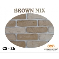 CS 26 - BROWN MIX