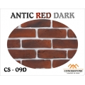 CS 09D - ANTIC RED DARK